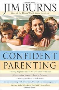 Confident Parenting - Jim Burns